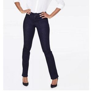 NYDJ Jeans MARILYN Straight LIFT TICK Size 12 NWT
